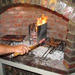 Braai availble to grill your own dinner