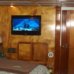  Bondi Stateroom new television