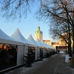  Weihnachtsmarkt am Charlottenburg