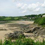 Langland Bay, seen from Rotherslade