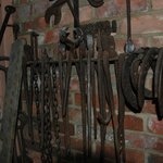 ..Smithy , not a Smithy with out Horse Shoes.