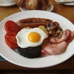 The Wensleydale Breakfast