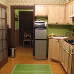 EACH SUITE HAS A FULLY EQUIPPED KITCHEN!
