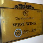  The &quot;West Wing&quot; :)