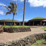 Hangaroa Main Lobby and Meeting Room