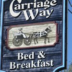 sign on B&B