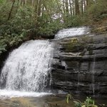 Waterfall on the Appalachian Trail