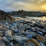 Cape Conran sunset. About half an hours drive pat Marlo. Stunning coastline. (61491017)