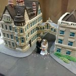  one of the Cake Shop creations of the &#39;Bridge of Sighs&#39; in Oxford