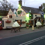  The Farmers Boy Inn at Night