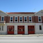 The Old Fire Station building