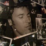 Bruce on the wall.. The Stone Pony, Asbury Park, NJ