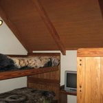 Bunk Beds in Loft