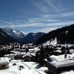 the best view for Madonna di Campiglio