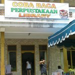 Coba Baca Public Library