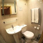 newly finished bathroom, star hotel b&b