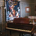  Parlor grand piano