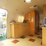 Retro Airstream Trailor
