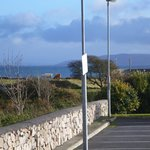 View of Galway Bay from Freeport House