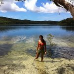  Fraser Island tour 2013
