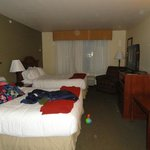 ภาพถ่ายของ Holiday Inn Express Hotel & Suites Rocky Mount/Smith Mtn Lake