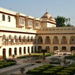  Rambagh Palace room/suites