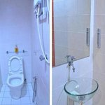 Clean & Well Maintained Bathrooms