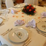Weddings and special events at the hotel