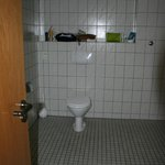  Bathroom in Room 115