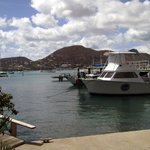 Scuba Fun dock Sint Maarten. Photographed by Lindsay Krupa 3-17-13