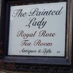 Foto de The Painted Lady Bed & Breakfast and Tea Room