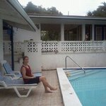  Our house/room, next to the pool