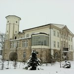  Winterliches Schloss