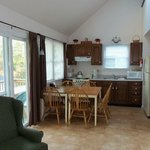  Kitchen/Dining area in Cottage G