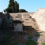  Temple of Isis in Pompeii