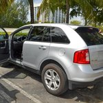 | Aventura Mall | Parking + Ford Edge |