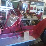 Old Fire Truck Needing funds for engine restoration