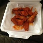 St. Clouds Worst Wings! (This is TWO orders of wings)