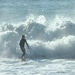  Levanto  surfer  in  action