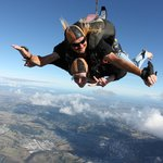 Skydive Ballistic Blondes Whangarei