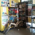  free pedals bike to used and travel library tavel book u can borrow from phillippines to asia