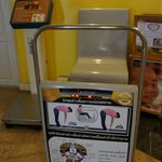 Foot Massage Machine 10 THB./  10 mins