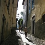 The streets of Pigna