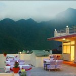 Dine among the stars. ROOF-TOP RESTAURANT WITH  CHOICEST OF LIP-SMACKING MEALS.