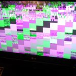  This is what all basic channels (NBC, ABC,CBS,etc..) looked like on the TV in the room
