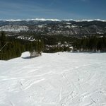  View from Peak 8 to One Ski Hill Place