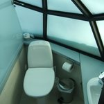  bathroom glass igloo