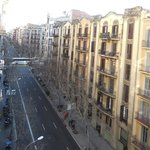  Vista su Carrer de Mallorca