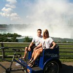 A tour of Niagara Falls with Niagara Pedicab http://niagarapedicab.com