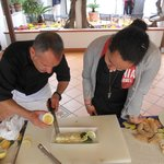  cooking classes with chef Marco
